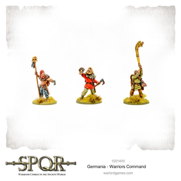 SPQR: Germania - Warriors Command