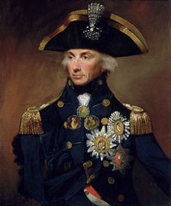 Rear-Admiral Sir Horatio Nelson