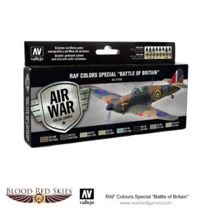 """71144 RAF Colors Special """"Battle of Britain"""""""