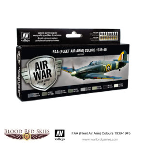 71147 FAA (Fleet Air Arm) Colors 1939-1945