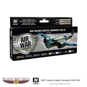 71148 RAF Colors Coastal Command 1939-1945
