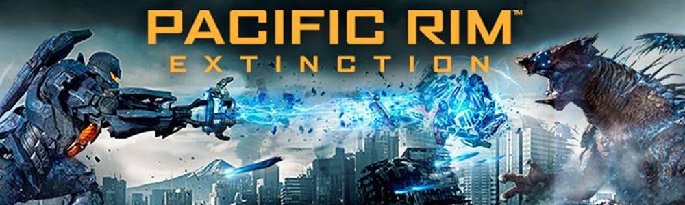 Pacific Rim Extinction