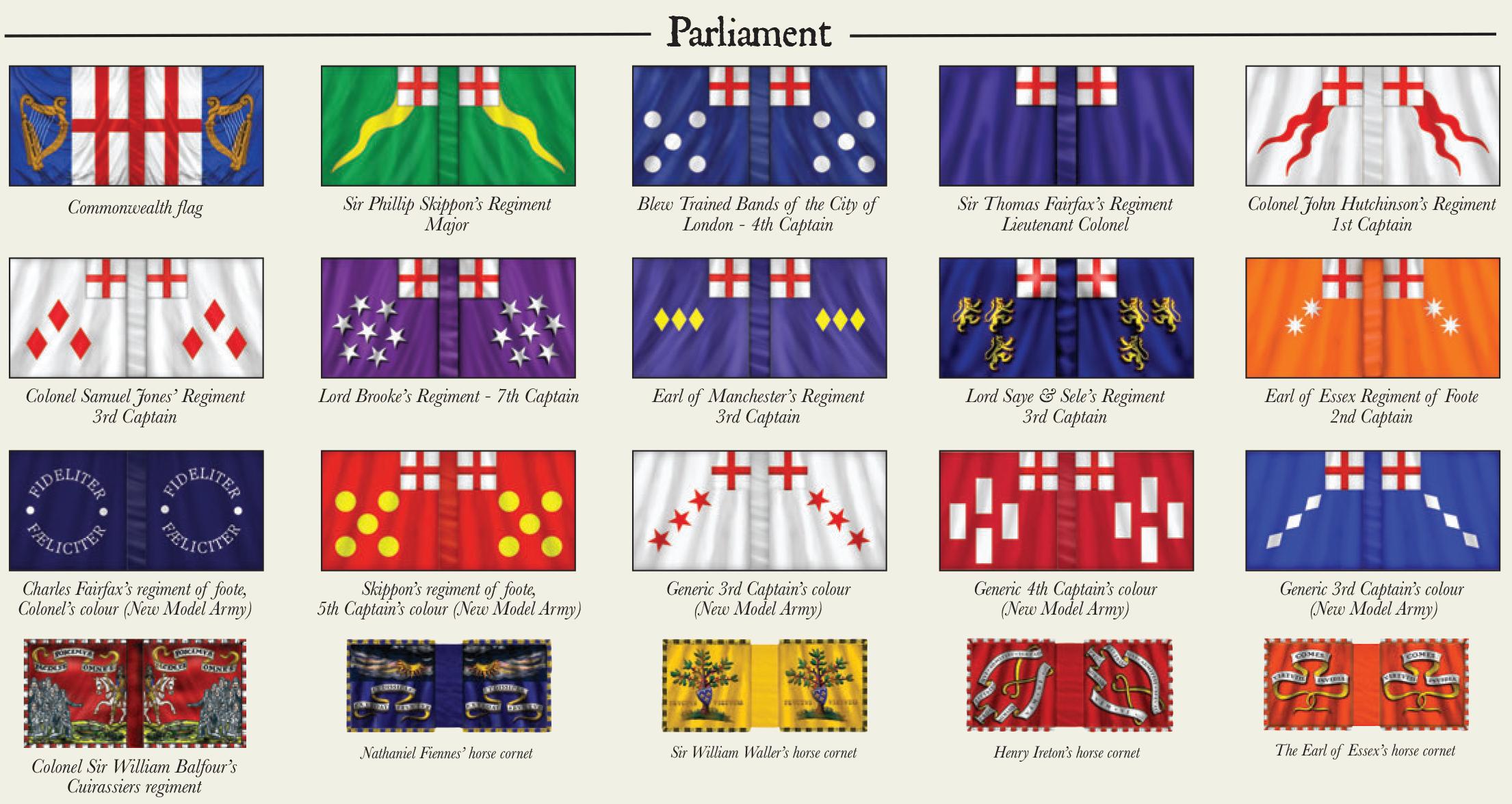 Parliament Colours