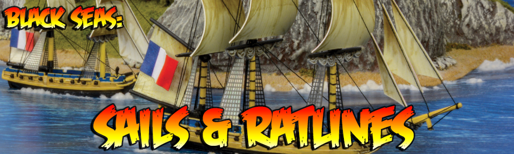 Black Seas: Sails & Ratlines