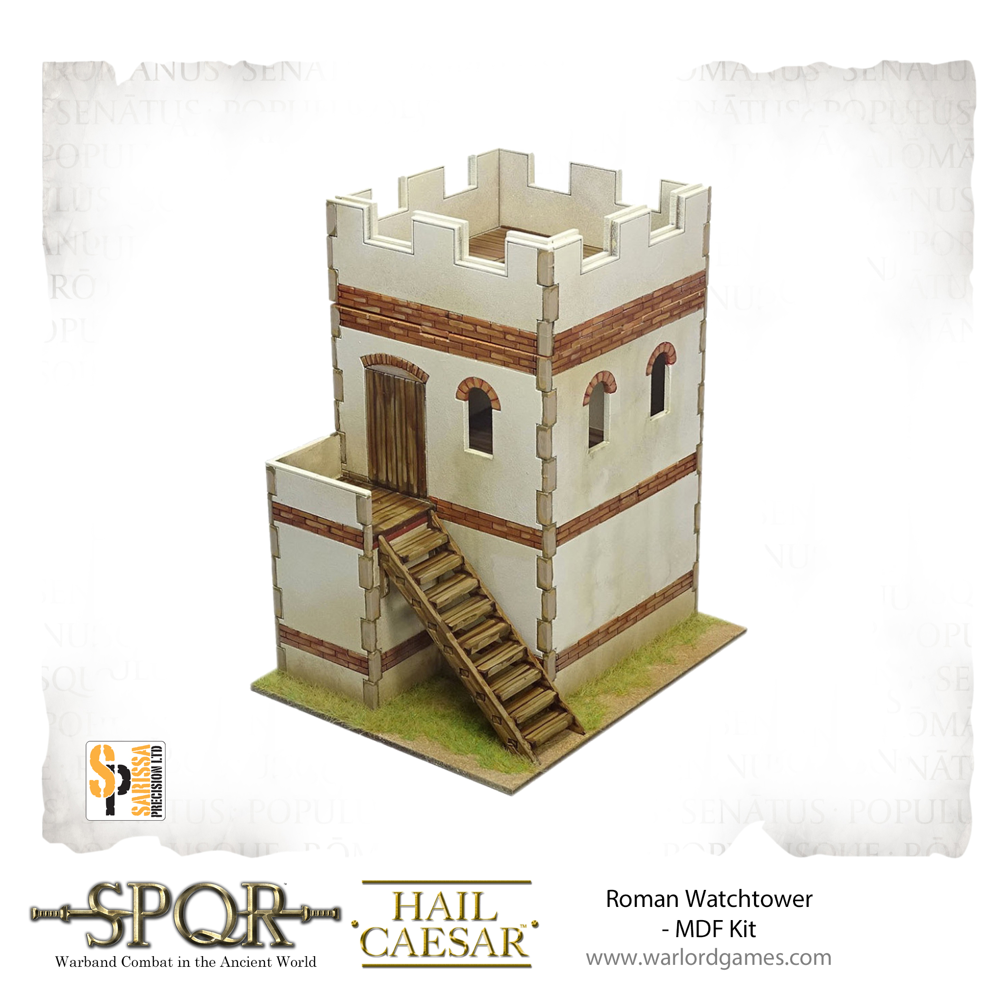 Sarissa Roman Watchtower