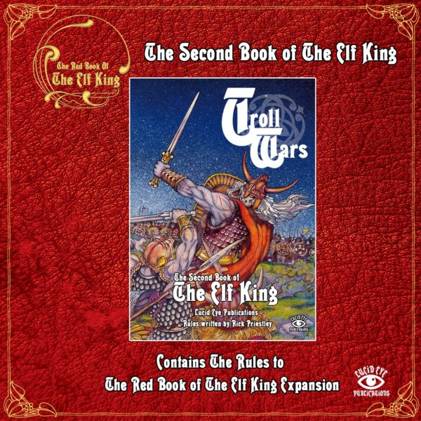 The Second Book of The Elf King - Troll Wars
