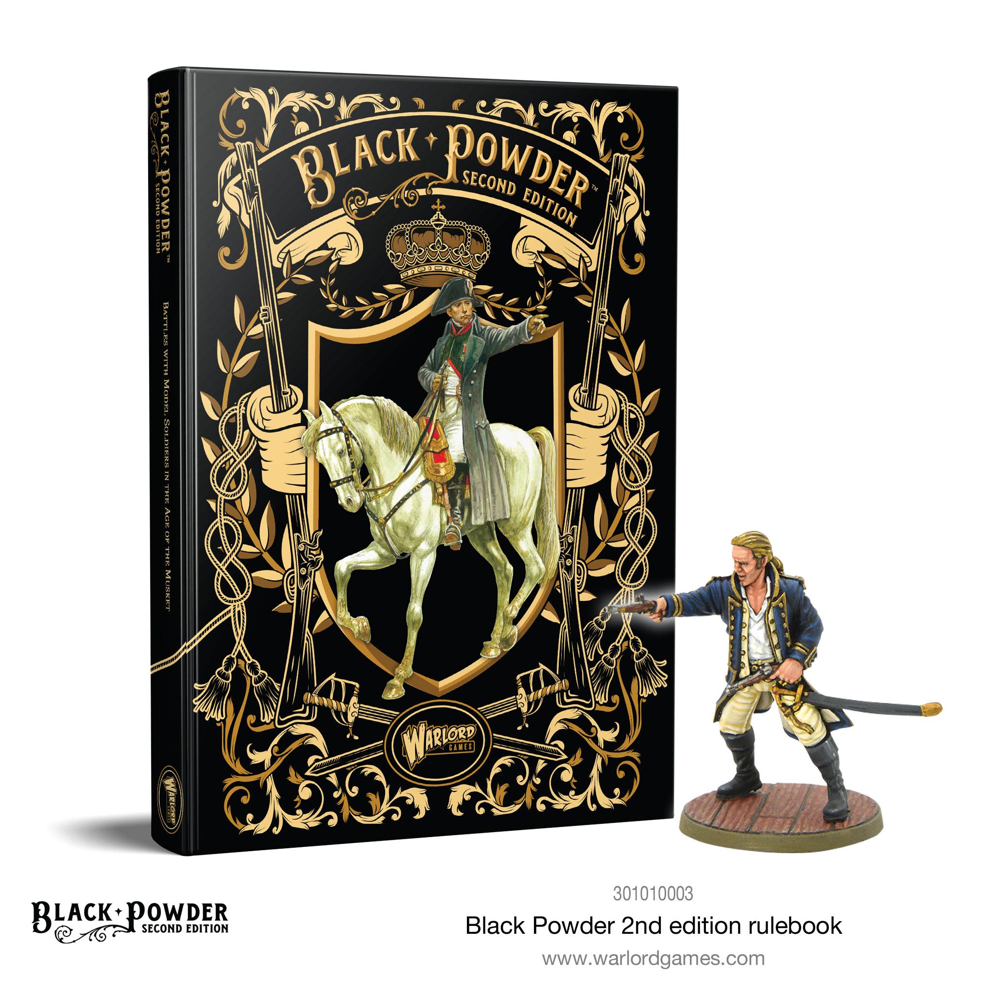 Black Powder 2nd Edition