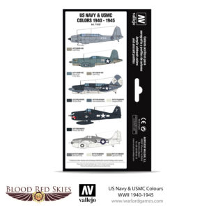 US Navy & USMC Colors WWII 1940-1945 2