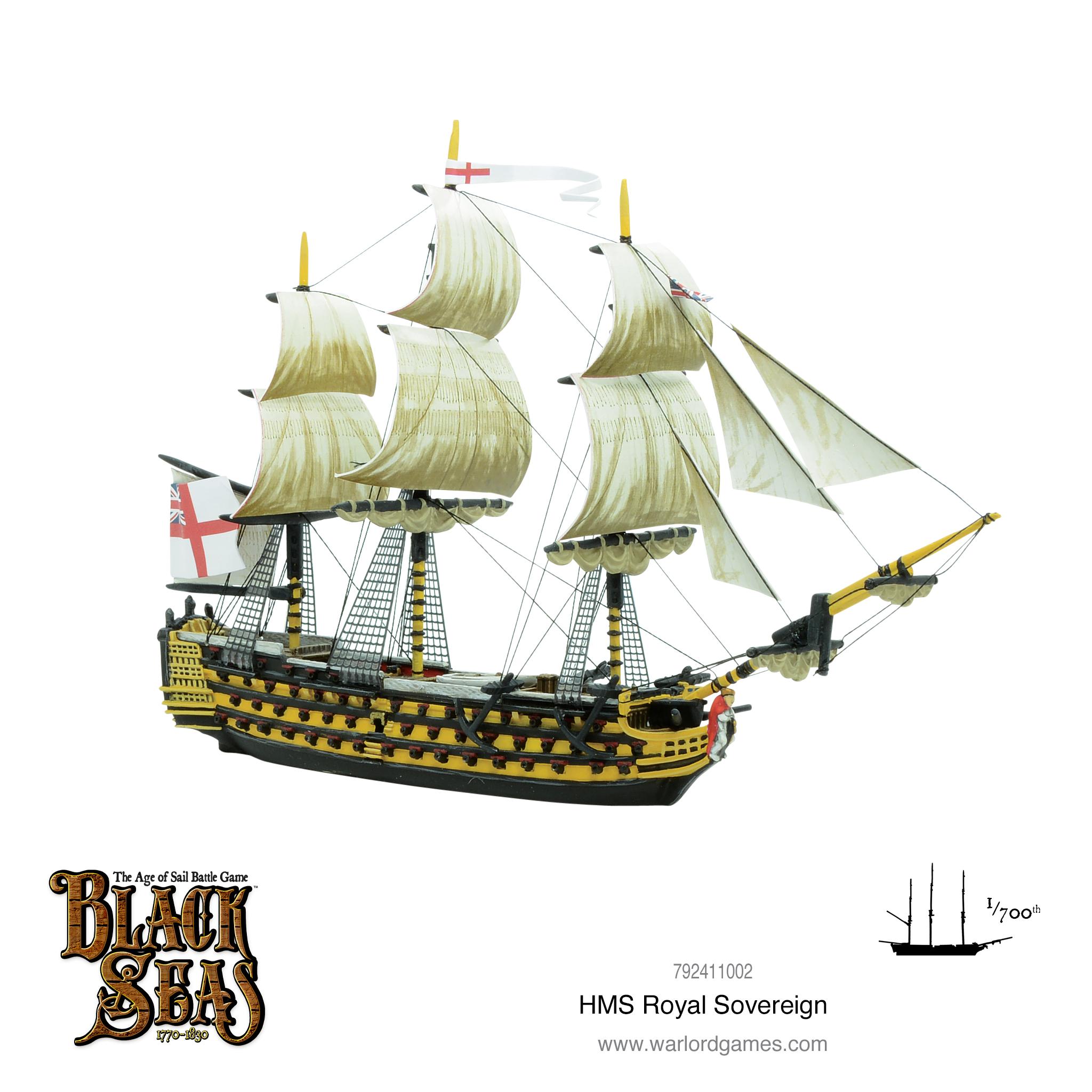 HMS Royal Sovereign