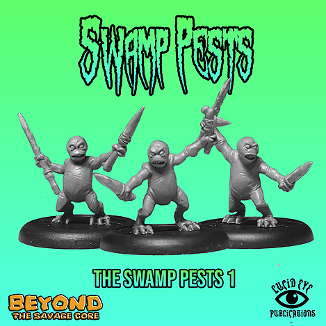 Swamp Pests 1