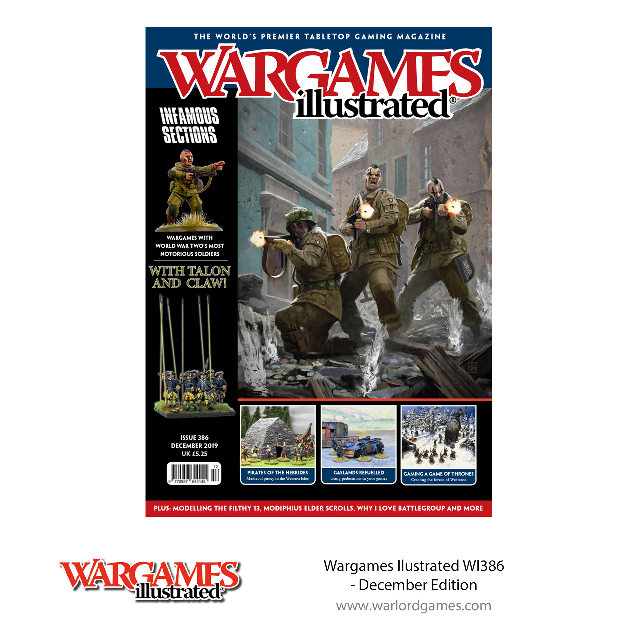 Wargames Illustrated 386