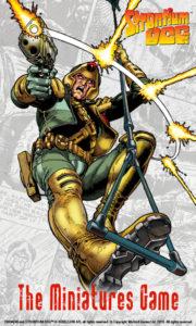 udge Dredd Johnny Alpha Warlord Cover