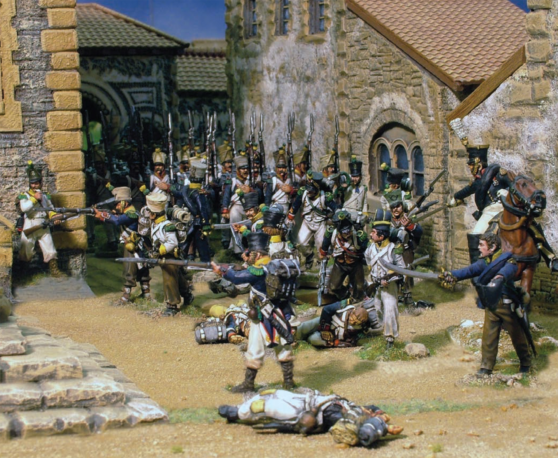 The Peninsular Campaign in Black Powder - Warlord Games