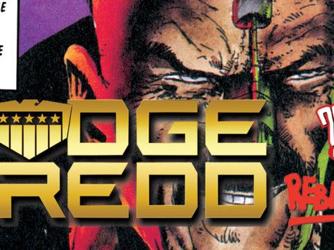 Arch Villains of Mega-City One: Judge Grice