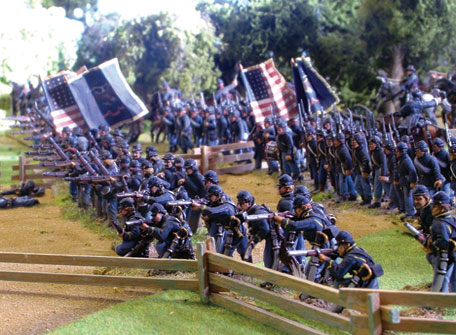 Black Powder - Battles with model soldiers in the age of the