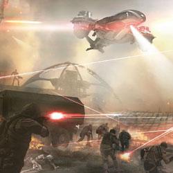 Terminator Genisys Miniatures Game