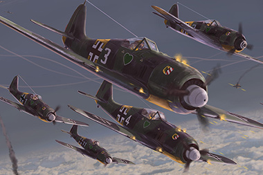 >Blood Red Skies Forum | FW 190 Squadron