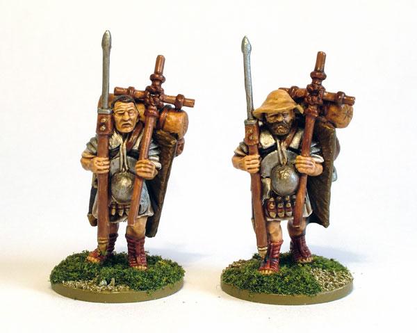 Marius Mules - Marching Imperial Roman Legionaries