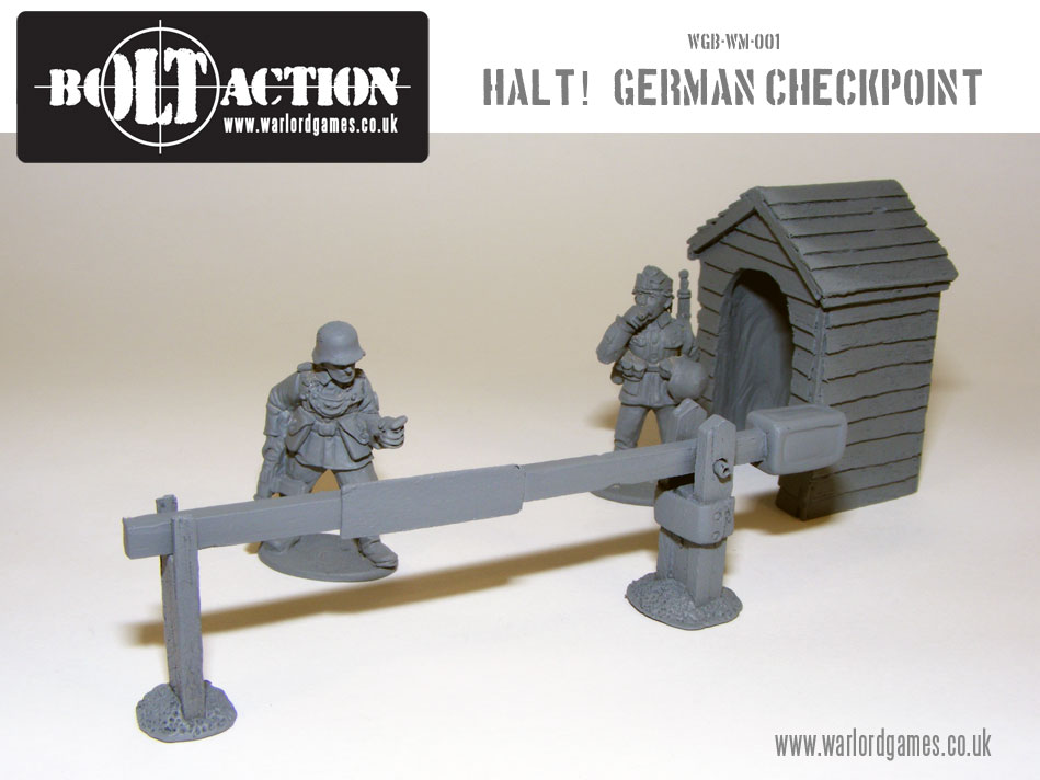 Halt! Checkpoint