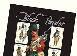 The Black Powder book cover.