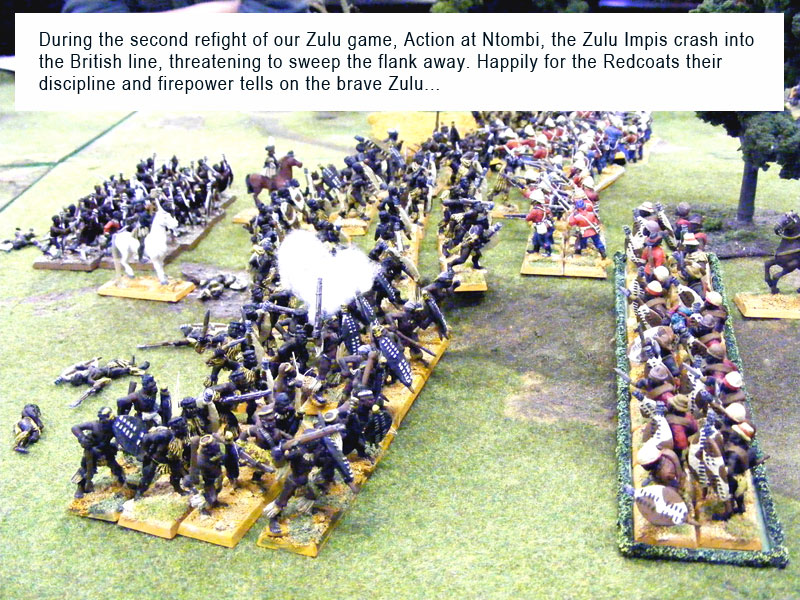 Black Powder Open Day Zulu Game 2