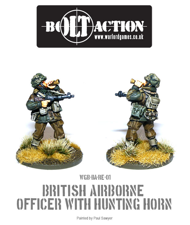 Bolt Action Red Devils Reinforcements 1