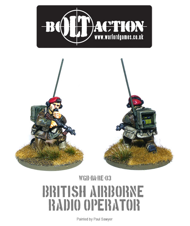 Bolt Action Red Devils Reinforcements 3