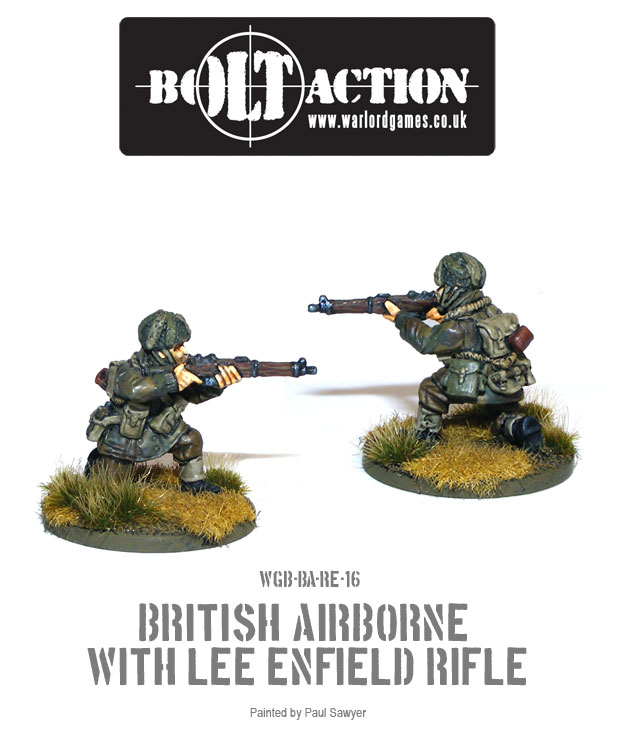 Bolt Action Red Devils Reinforcements 16