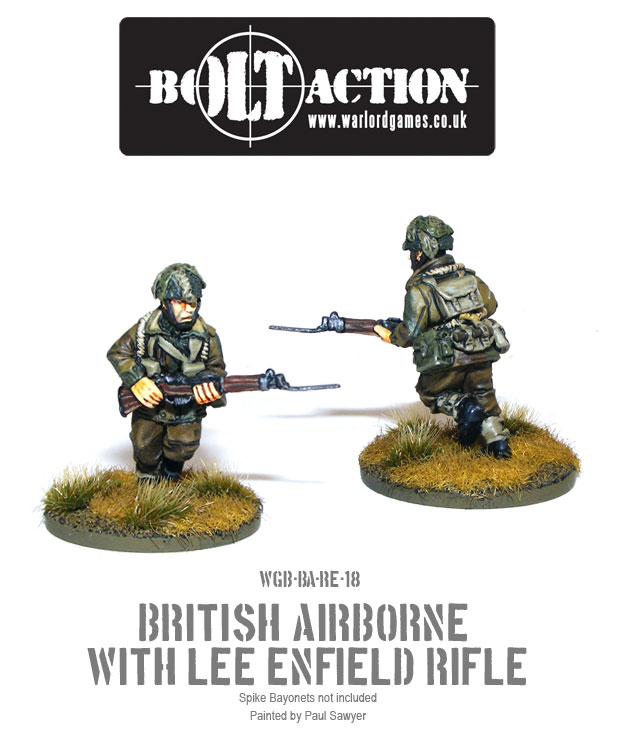 Bolt Action Red Devils Reinforcements 18