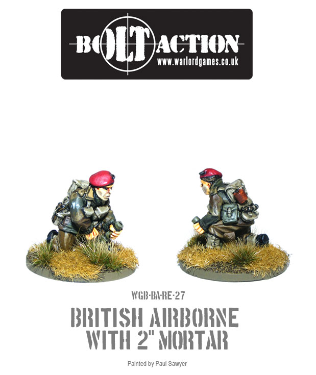 Bolt Action Red Devils Reinforcements 27