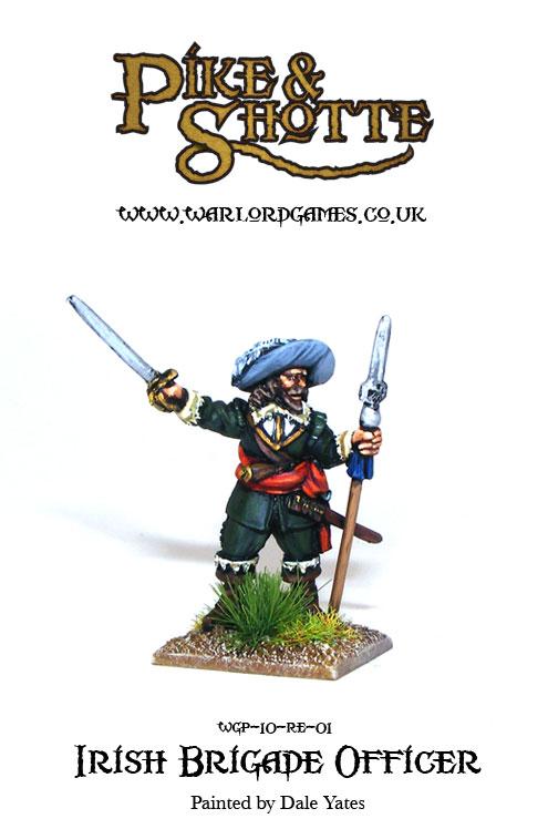 Irish Brigade Officer
