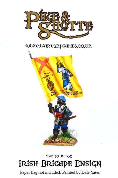 Irish Brigade Ensign
