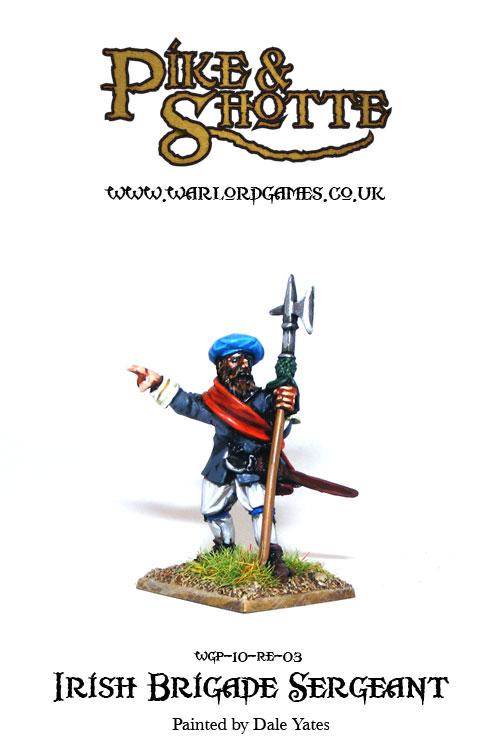 Irish Brigade Sergeant