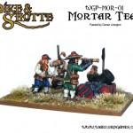 Darren Linington's Pike & Shotte Mortar Team 2