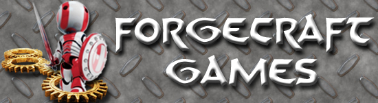 Forgecraft Games logo