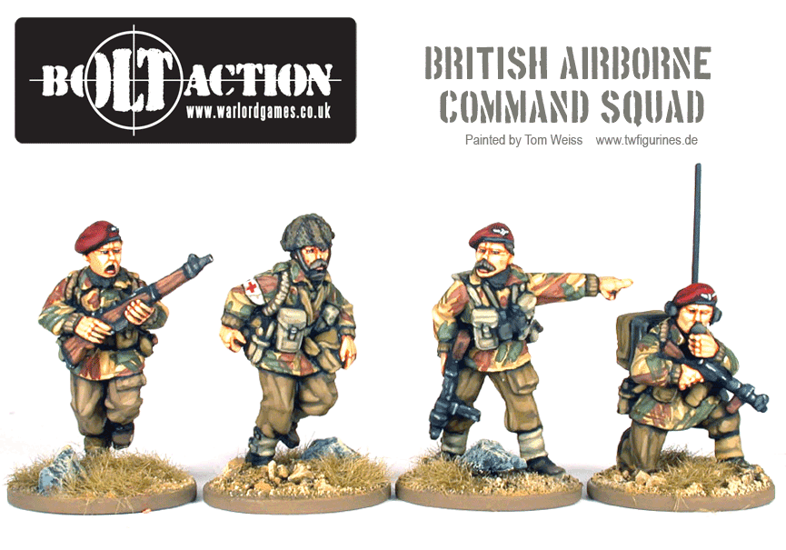 British Airborne Command Squad