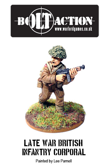 Lee Parnell's Bolt Action British 4