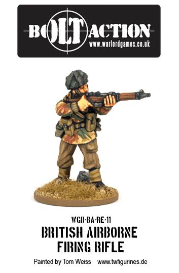 British Airborne Firing Rifle