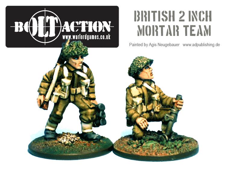 Agis Neugebauer's British 2 Inch Mortar