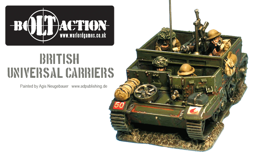 Agis Neugebauer's British Universal Carriers 1