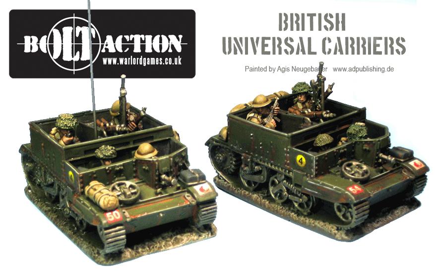 Agis Neugebauer's British Universal Carriers 2