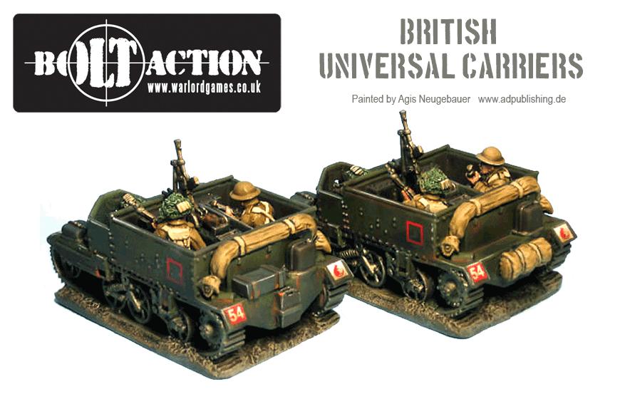 Agis Neugebauer's British Universal Carriers 3