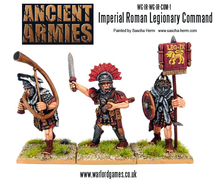 Sascha Herm's Imperial Roman Legionary Command