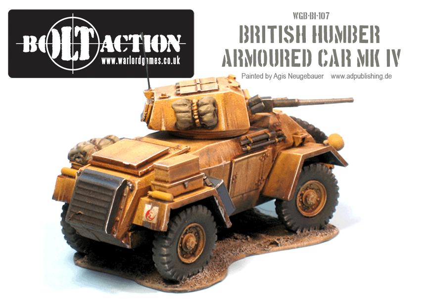 Agis' Humber Armoured Car MK IV