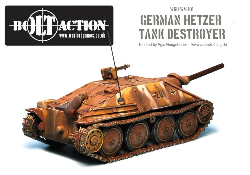 Agis' German Hetzer 2