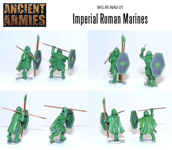 Roman Marine Transfers