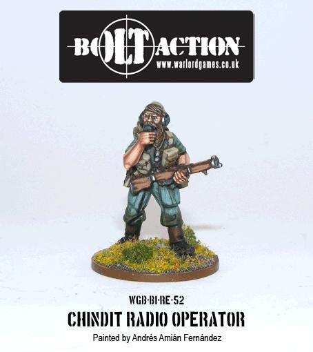 Chindit Reinforcement