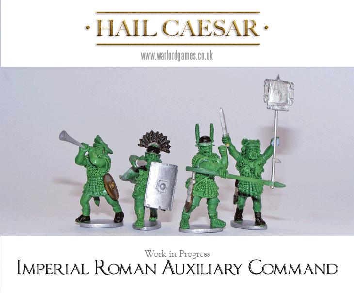 Roman Auxiliary Command