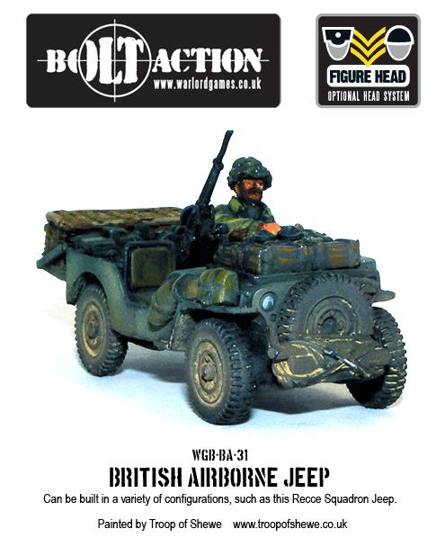 Airborne Jeep