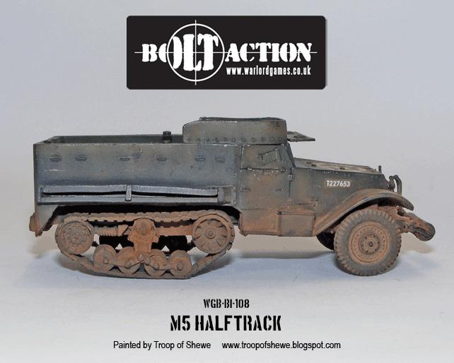 M5 Halftrack